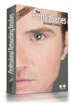 Portrait Series<br>Pro Retouching Brushes for Lightroom