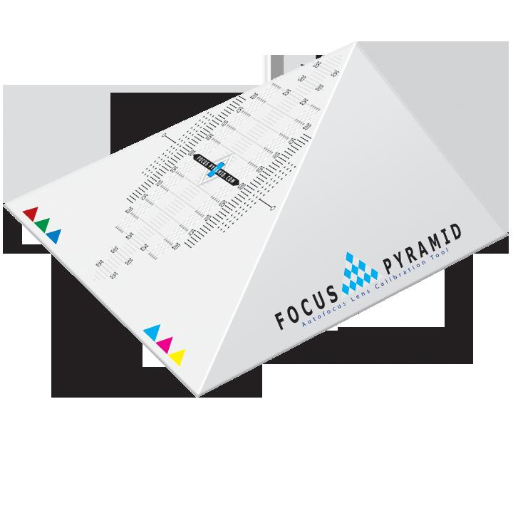 Focus Pyramid – Autofocus Lens Calibration Tool