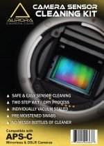 Aurora Camera Care Camera<br>Sensor Cleaning Kit<br>(APS-C)