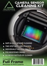 Aurora Camera Care Camera<br>Sensor Cleaning Kit<br>(Full Frame)